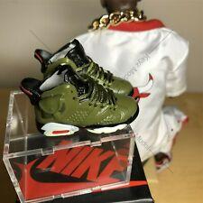 New Edition 1/6 mini 3D sneakers Travis Scott Nike Air Jordan1 / 6 Dunk SB
