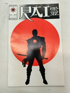 RAI #0 NM GLOSSY 1ST APPEARANCE & ORIGIN OF BLOODSHOT VALIANT COMICS