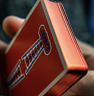 Gilded Vintage Feel Jerry's Nuggets (Red) Playing Cards - LIMITED EDITION