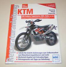 Reparaturanleitung KTM 690er Modelle - Enduro, Supermoto, SMC, Duke - ab 2007!