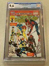 Amazing Spider-Man Annual #26 CGC 9.6 1992 1st solo Venom story NEW CASE 022