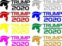 President Donald Trump Head 2020 Decal Sticker Car Window Laptop Bumper Pence