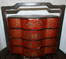 Mixed Material Box 1850-1899 Asian Antiques