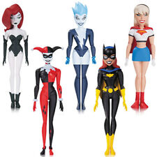 "BATMAN: The New Adventures 5"" Girl's Night Out Action Figure 5-Pack (DC Comics)"