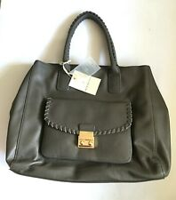 BNWT Paul and Joe Sister Hervey Sac - Taupe Grey Leather Bag