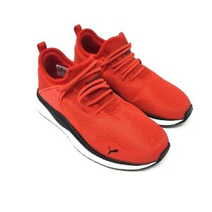 Puma Pacer Next Cage AC PS  Junior Sneakers Red Size 12C