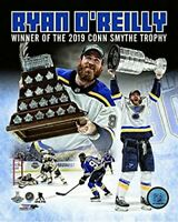 "Ryan O'Reilly St. Louis Blues Stanley Cup MVP Composite Photo (Size: 8"" x 10"")"