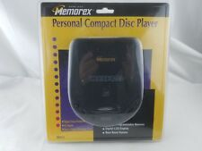 Memorex Compact Disc Player  MD3015 Headphones New Sealed Vintage