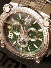 Renato Lim Ed Vulcan Swiss Ronda 5051.C Watch Money Green Dial Sapphire Crystal