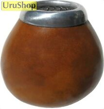 M63 EXTRA LARGE NATURAL MATE/GOURD/CUP FOR YERBA MATE