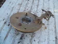 1998 YAMAHA KODIAK 400 4WD REAR BRAKE DRUM BACKING PLATE