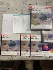 Adobe GoLive 6.0 Upgrade Macintosh- Complete With Box