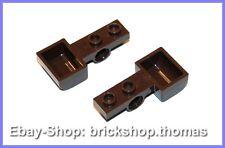 Lego 2 x Schleuder Katapult Schaufel Bagger braun - 88289 - Dark Brown NEU /NEW
