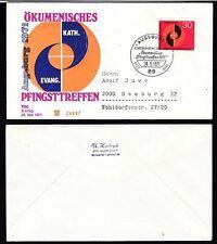 Ersttagsbrief-Briefmarken aus der BRD (ab 1948) mit Religions-Motiv