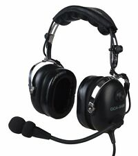 GCA-ANR BT Noise Cancelling Headset Dual GA Plug w/ Bluetooth - 5 Year Warranty