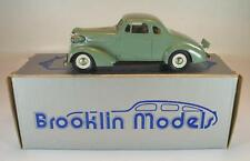 Brooklin models Canada 1/43 no. 4 CHEVROLET COUPE 1937 in box #2239