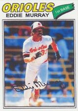 EDDIE MURRAY 77 ACEO ART CARD ##FREE COMBINED SHIPPING###