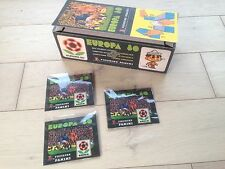 3 BUSTINA PACKET PANINI + DISPLAY  EURO 80