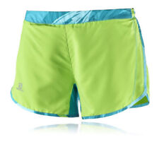 Shorts de fitness vert pour femme