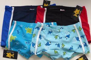 Boys swimming trunks Big Fisch Piranha polyamide elasthan  swimming shorts baby