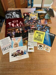 Farscape Convention Collectibles Pack