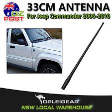 "Car 13"" Antenna For Jeep Commander 2006-2010 Black Flexible Radio Signal Antenna"