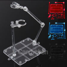 Action Base Suitable Clear Display Stand For 1/144 HG/RG Gundam Figure Model Toy