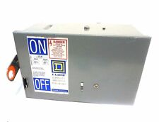 USED SQUARE D PFC34060GL CIRCUIT BREAKER PLUG-IN-UNIT SERIES 3 SYSTEM 3P3W