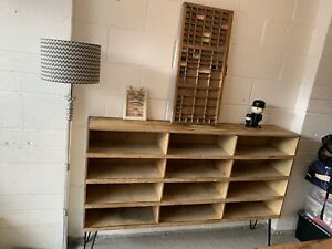 ****Industrial Style Furniture Sideboard, Industrial, Rustic, Shabby Chic****