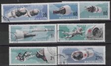 Elizabeth II (1952-Now) Space Postage European Stamps