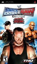 WWE Smackdown Vs. Raw 2008  PSP Game Only