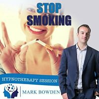 Stop / Quit Smoking - Self Hypnosis CD / MP3 and APP (3 in 1 Purchase!)