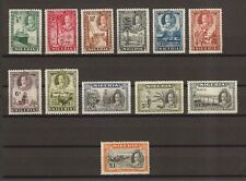NIGERIA 1936 SG 34/45 MNH Cat £225
