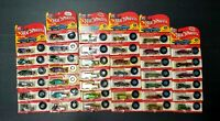 Lot of 40 Hot Wheels 90s California Custom Miniature Replica Vintage