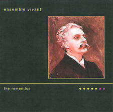 Ensemble Vivant- The Romantics (CD 2009) Pre-Owned,Good