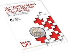 PORTUGAL 2015 2€ EN  COINCARD CRUZ ROJA