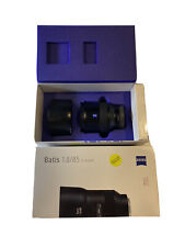 ZEISS Batis 85mm f/1.8 Lens for Sony E - Excellent Condition