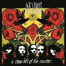 INCUBUS A CROW LEFT OF THE MURDER LP VINYL 33RPM NEW