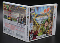 Dragon Quest VII Fragments Of The Forgotten Past 3DS REPLACEMENT CASE COVER ART