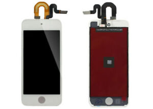 White LCD Display Touch Screen Digitizer Assembly For iPod Touch 5 6 Gen A1421
