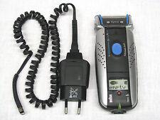BRAUN 7570 Rasierer + Netzadapter