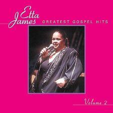 NEW Etta James - Greatest Gospel Hits 2 (Audio CD)