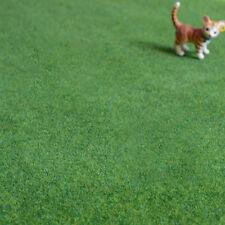 Artificial Faux Grass - Model Train / Lawn / Fairy Garden Flooring - AS REAL