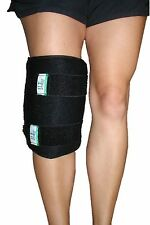 Ice Cold Hot Therapy Gel Pack Wrap for knee, calf, shin, arm Life and Limb Gel