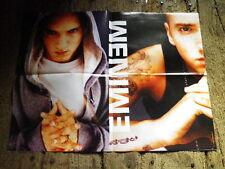EMINEM - Poster !!! Au verso : BMW Z4 !!!