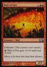 Wall of Fire FOIL   NM   M13   Magic MTG