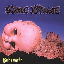 Behemoth * by Sonic Joyride (CD, Jul-2000, Anomaly Records)