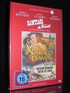 DVD WESTERN LEGENDEN 25 - SANTIAGO DER VERDAMMTE - ARTHUR KENNEDY - Klassiker **
