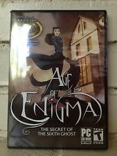 age of enigma -- secret of the 6th ghost -- +1 bonus -- 2 computer games -- new