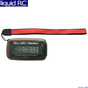 Hitec/RCD 44173 LiPo Voltage Checker and Equalizer